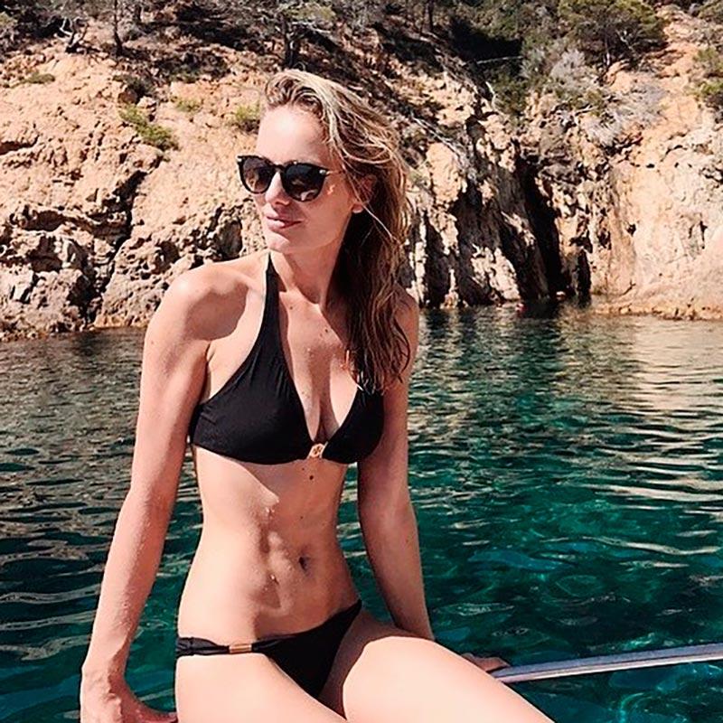 Renata Zanchi Bikini Sexy Supermodelo Italiana 4