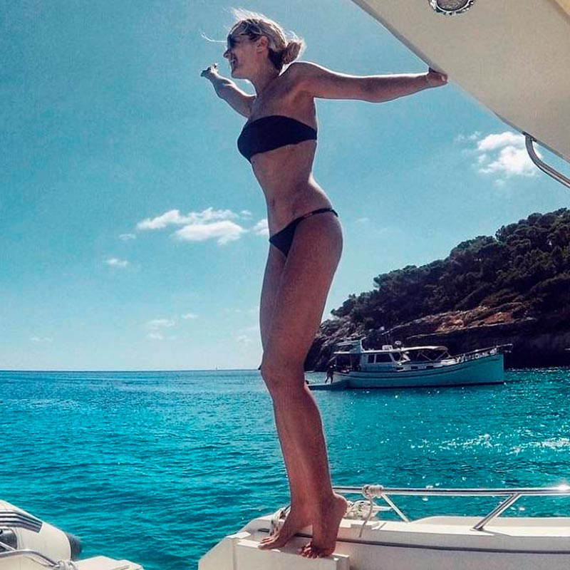 Renata Zanchi Bikini Sexy Supermodelo Italiana 7