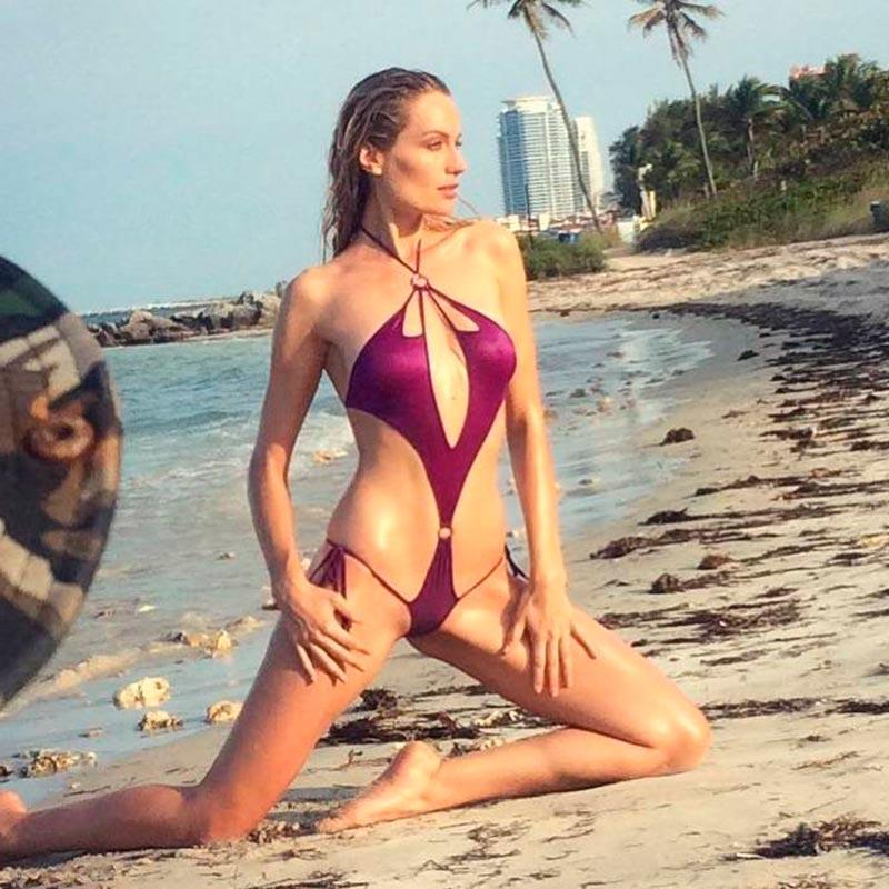Renata Zanchi Bikini Sexy Supermodelo Italiana 8