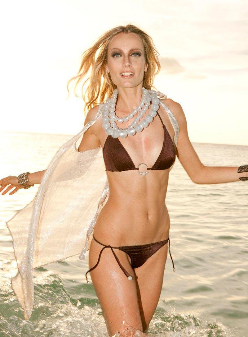 Renata Zanchi Espectacular Top Model Internaciona 10