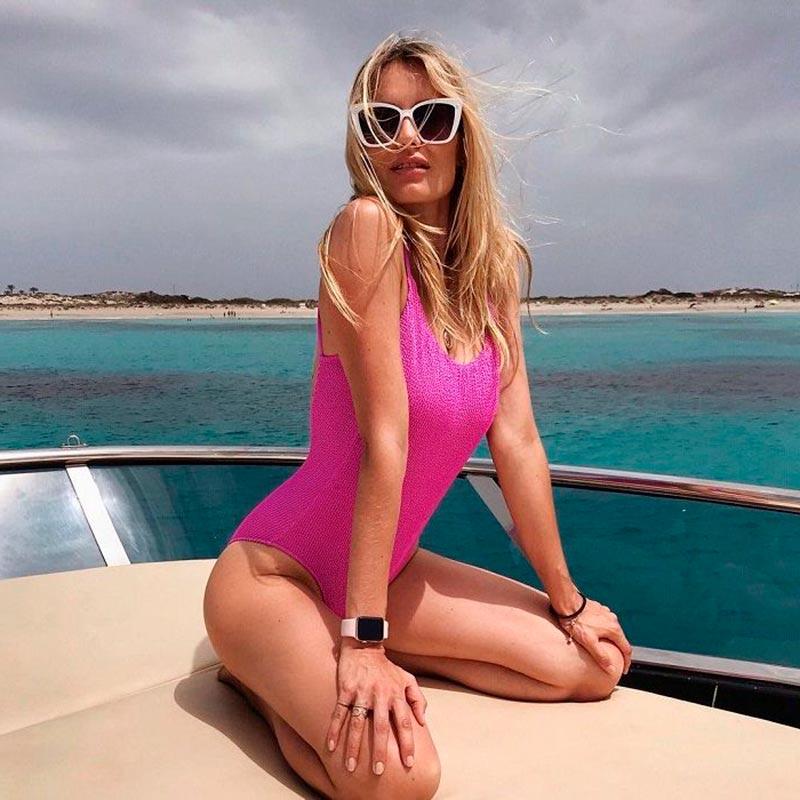 Renata Zanchi Espectacular Top Model Internaciona 5