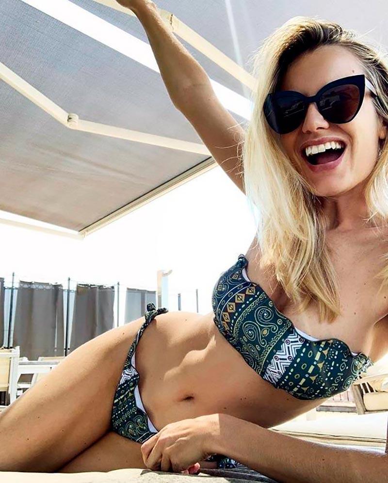 Renata Zanchi Espectacular Top Model Internaciona 6