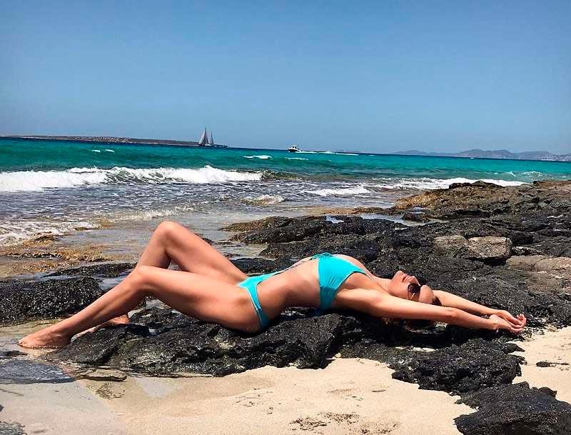 Renata Zanchi Espectacular Top Model Internaciona 7