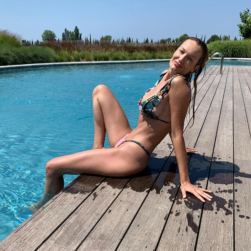 Renata Zanchi Espectacular Top Model Internaciona