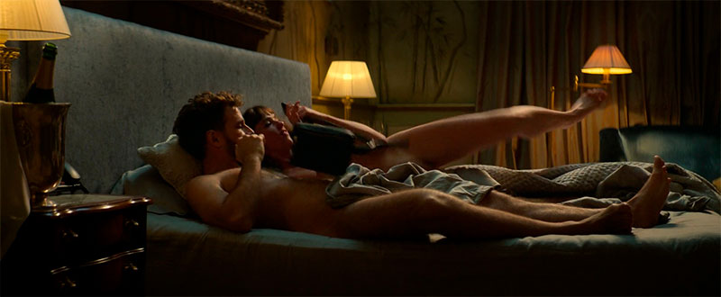 Susana Abaitua Completamente Desnuda Serie Netflix Loco Ella