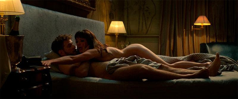 Susana Abaitua Escena Sexual Serie Netflix Loco Ella