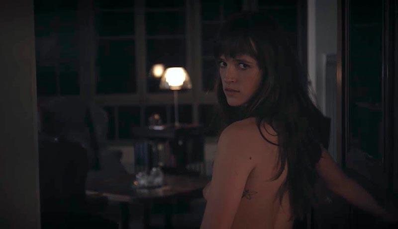 Susana Abaitua Pezón Serie Se Quien Eres