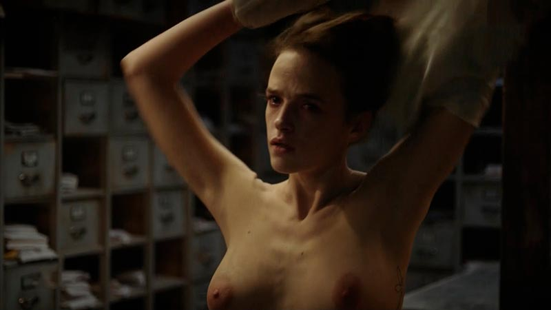 Susana Abaitua Topless Desnuda Se Quien Eres