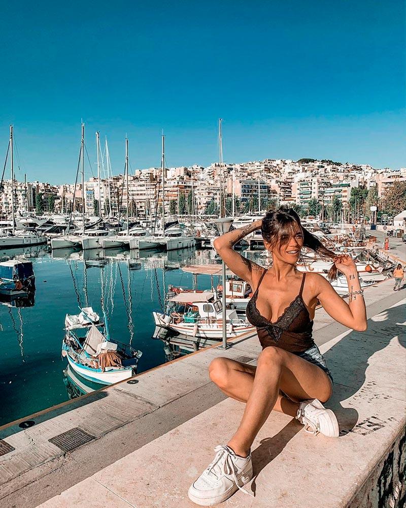 Fiama Rodríguez Desnuda Reality Isla Tentaciones 3