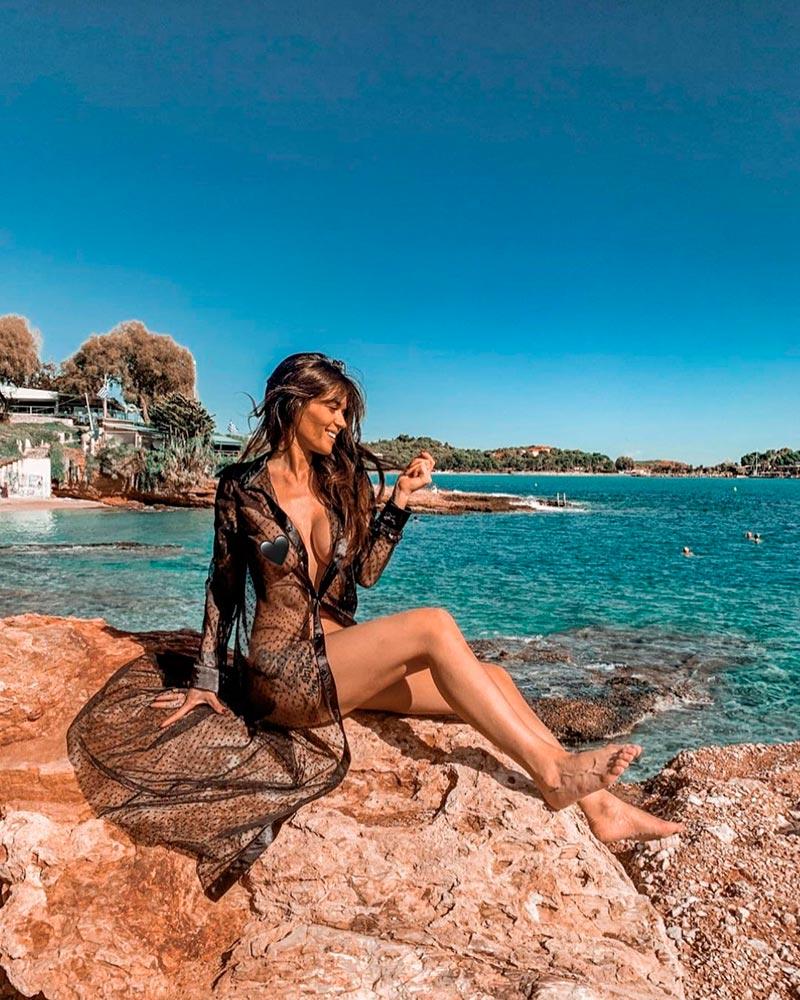 Fiama Rodríguez Desnuda Reality Isla Tentaciones