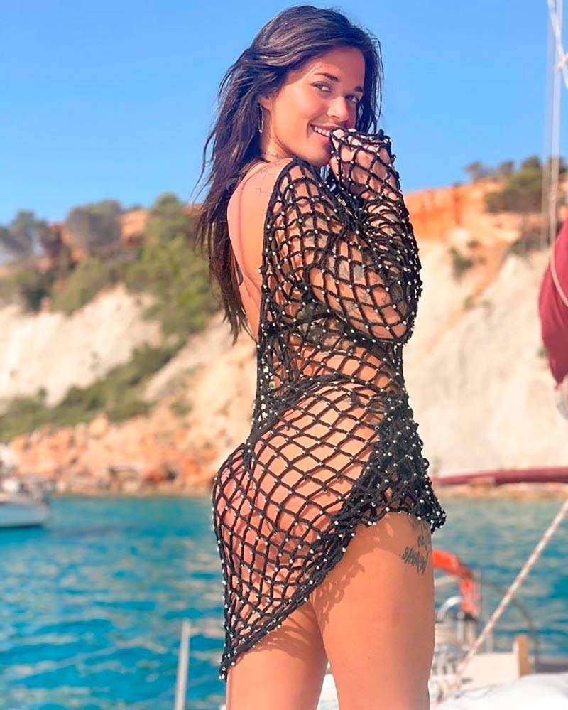 Fiama Rodríguez Semidesnuda Concursante Isla Tentaciones