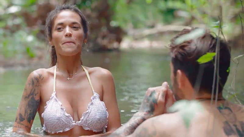 Fiama Pechos Fotos Sexys Isla Tentaciones 2